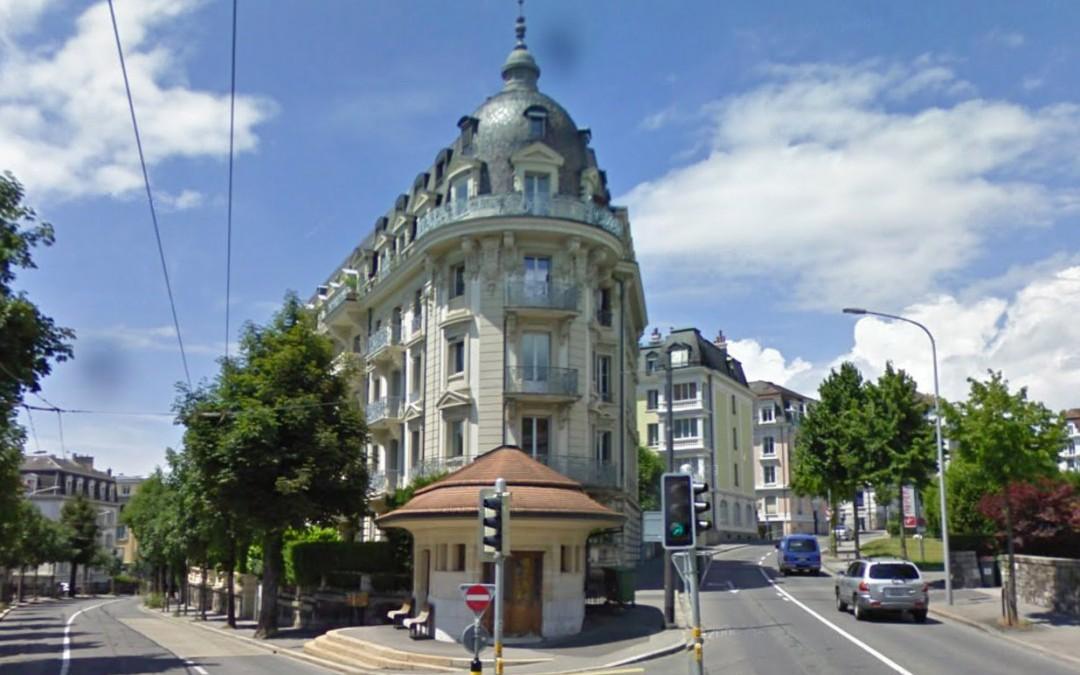 Rumine 53 – Lausanne